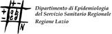 Link al sito del Dipartimento di Epidemiologia del Servizio Sanitario Regionale - Regione Lazio (esterno - nuova finestra)